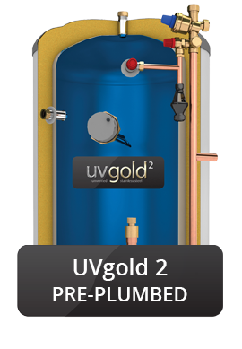 UVgold 2 Pre-Plumbed