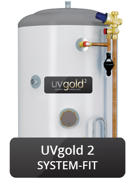 UVgold 2 System-Fit
